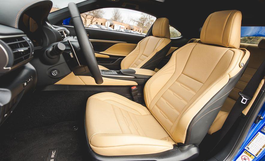 2015 Lexus RC350 F Sport - Slide 21