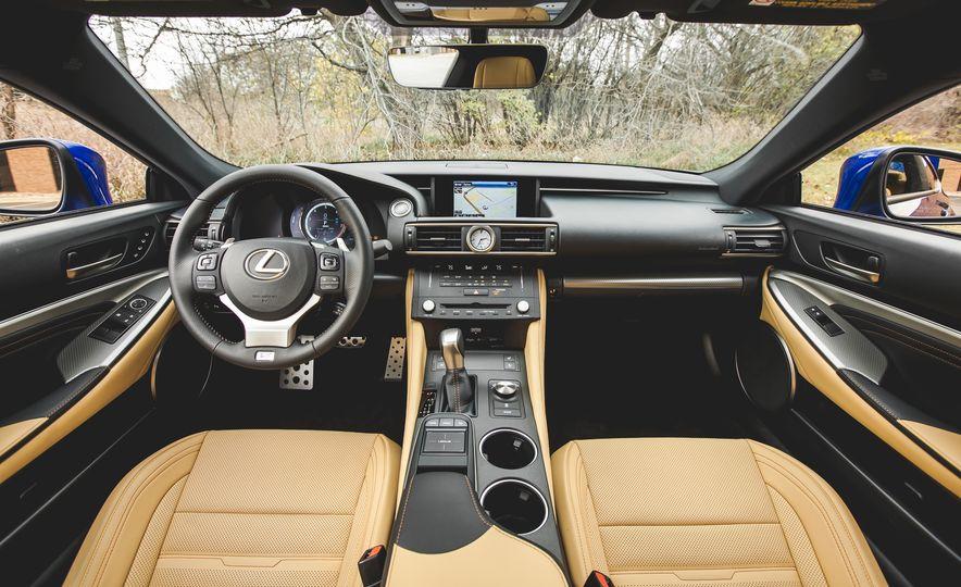 2015 Lexus RC350 F Sport - Slide 23