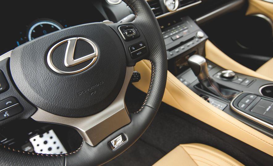 2015 Lexus RC350 F Sport - Slide 26
