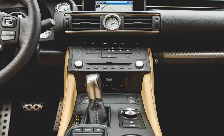 2015 Lexus RC350 F Sport - Slide 28