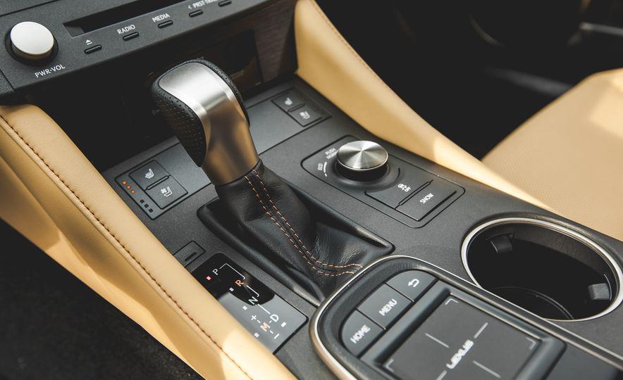 2015 Lexus RC350 F Sport - Slide 29