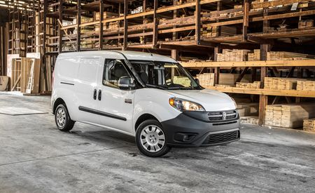 2015 Ram ProMaster City – First Drive Review