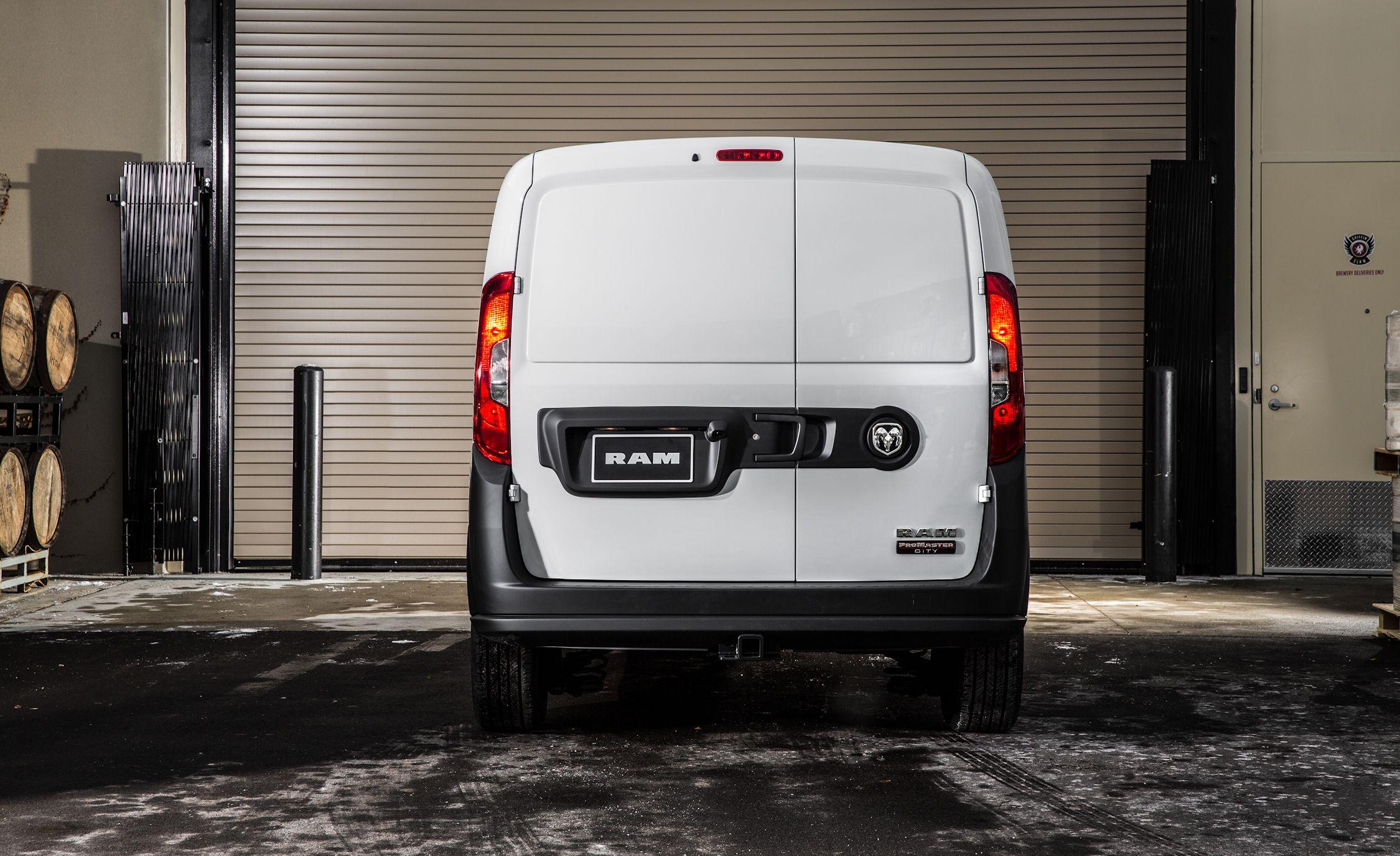 Ram Promaster City Reviews Price Photos And Nissan Primastar Fuse Box Manual Specs Car Driver