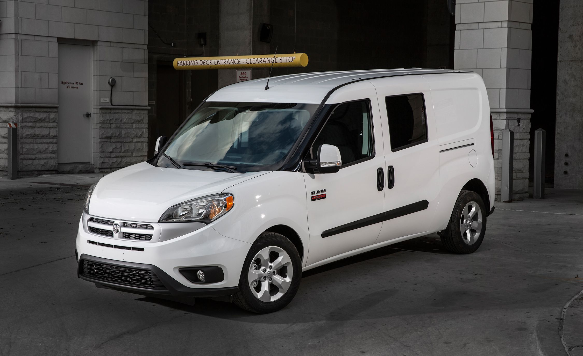 2019 Ram Promaster City Reviews Price Photos And Specs Car Driver