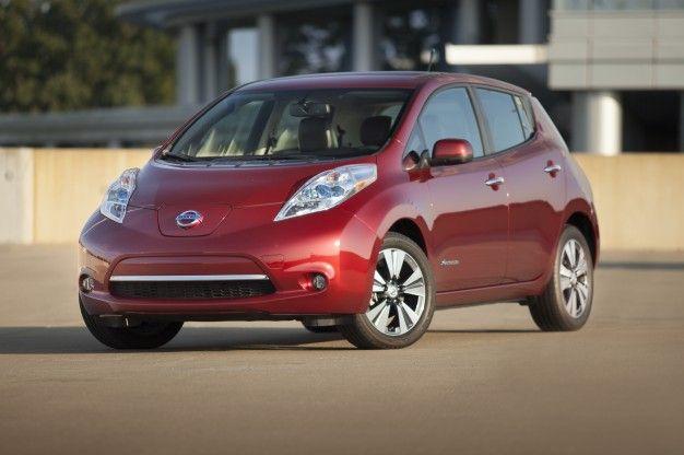 Delightful 2015 Nissan Leaf