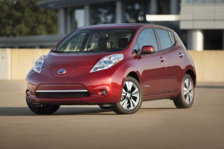 Can You BeLeaf It: Nissan Promises 240-Plus-Mile Range for Next Leaf