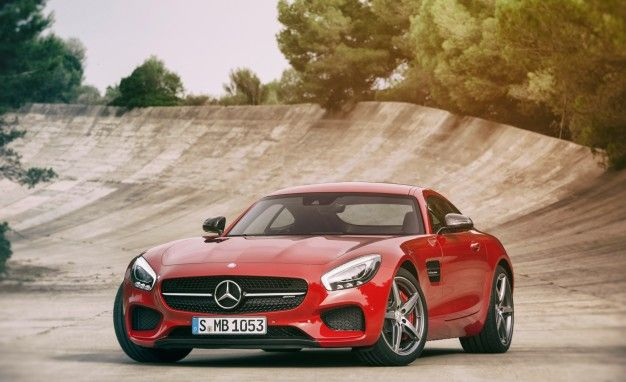 Base-Model Mercedes-AMG GT Brings Price of Entry Down by $20,000