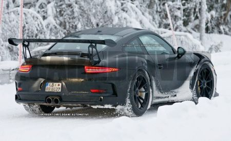 2016 Porsche 911 GT3 RS Specs Seemingly Leaked