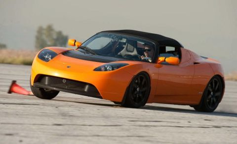 Tesla Roadster to Get Updates, Possibly Including New Battery Pack