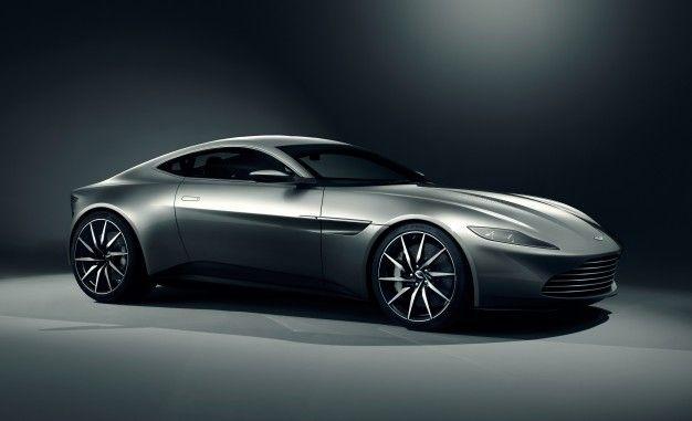 Hyper-Limited Aston Martin DB10 Is James Bond's New Car [w/ Video]