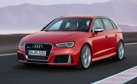 Hot Hatch or Hottest Hatch? Audi RS3 Debuts Packing 367 Horsepower