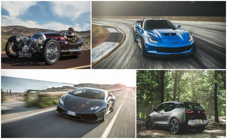 To the Extreme: The Quickest, Slowest, Thirstiest, Lightest—and Much More—Cars We Tested This Year