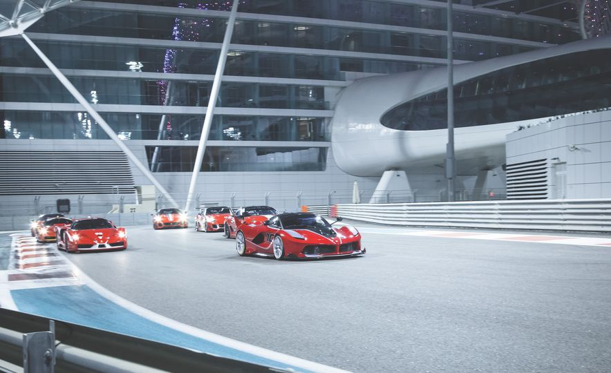 11 Things You Have to Know About Ferrari's Insaniac FXX K Hypercar - Slide 4