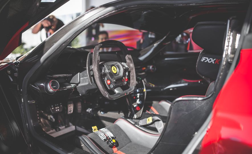 11 Things You Have to Know About Ferrari's Insaniac FXX K Hypercar - Slide 5