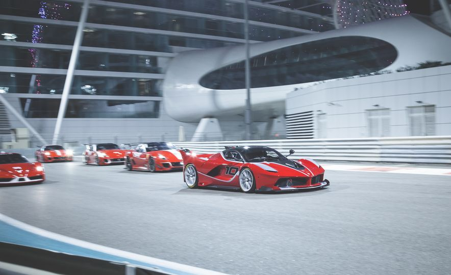 11 Things You Have to Know About Ferrari's Insaniac FXX K Hypercar - Slide 10