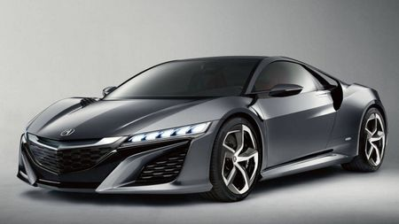 Production Honda NSX Still Nowhere to Be Found, but Already It Is Sold Out in the U.K.