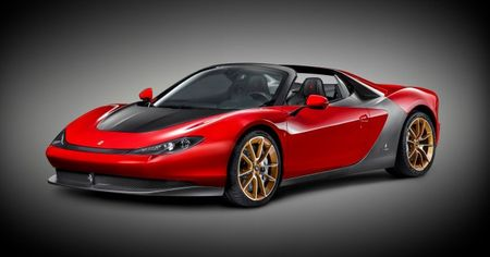Targalicious Ferrari Sergio Delivered to First Customer in Abu Dhabi
