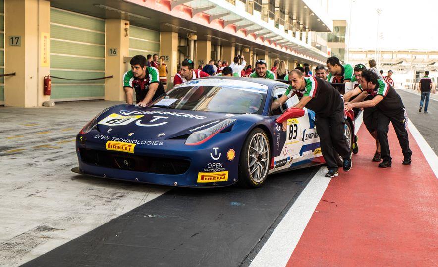 Tour the Madness of Ferrari's Finali Mondiali in Abu Dhabi [Mega-Gallery] - Slide 11