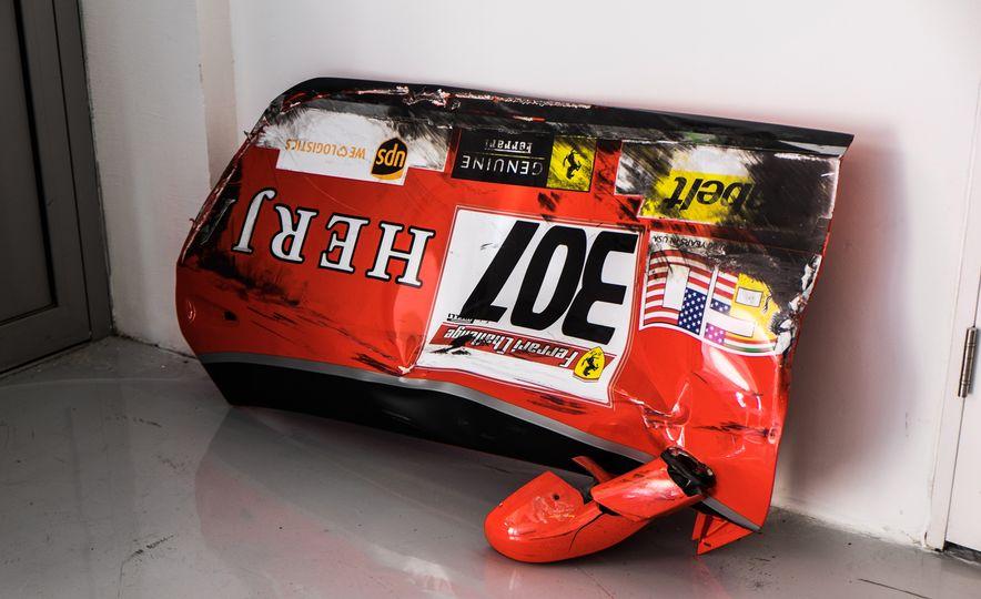 Tour the Madness of Ferrari's Finali Mondiali in Abu Dhabi [Mega-Gallery] - Slide 12