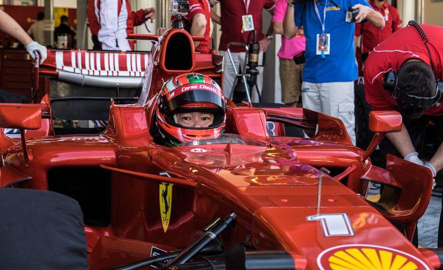 Tour the Madness of Ferrari's Finali Mondiali in Abu Dhabi [Mega-Gallery] - Slide 13