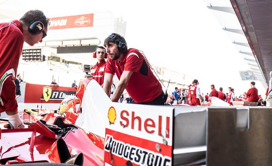 Tour the Madness of Ferrari's Finali Mondiali in Abu Dhabi [Mega-Gallery] - Slide 15