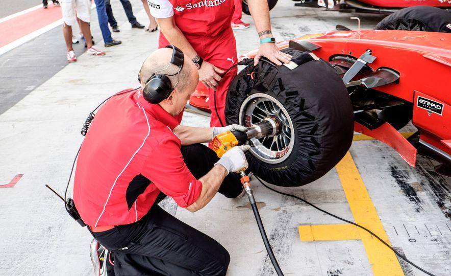 Tour the Madness of Ferrari's Finali Mondiali in Abu Dhabi [Mega-Gallery] - Slide 16