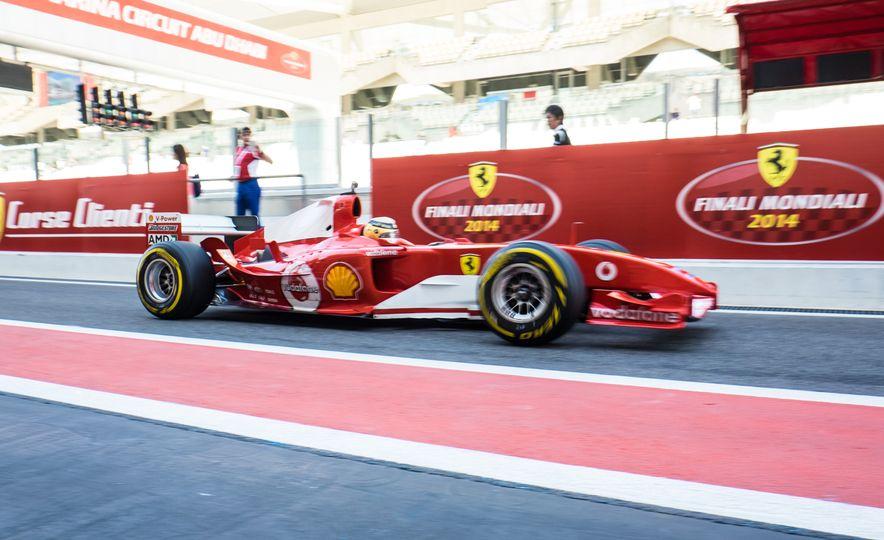 Tour the Madness of Ferrari's Finali Mondiali in Abu Dhabi [Mega-Gallery] - Slide 17