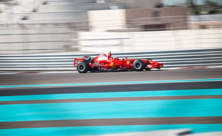 Tour the Madness of Ferrari's Finali Mondiali in Abu Dhabi [Mega-Gallery] - Slide 20