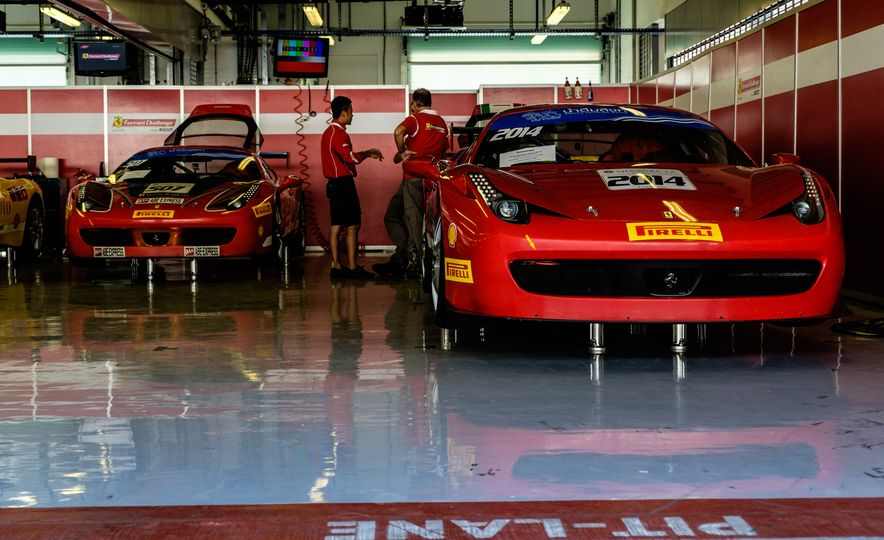 Tour the Madness of Ferrari's Finali Mondiali in Abu Dhabi [Mega-Gallery] - Slide 3