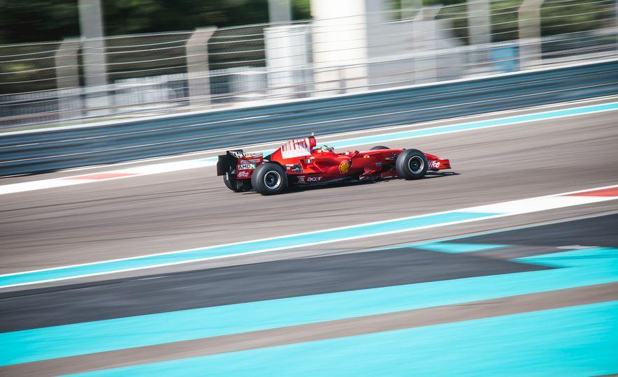 Tour the Madness of Ferrari's Finali Mondiali in Abu Dhabi [Mega-Gallery] - Slide 21