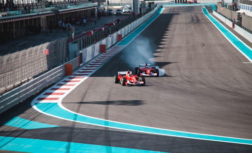 Tour the Madness of Ferrari's Finali Mondiali in Abu Dhabi [Mega-Gallery] - Slide 30