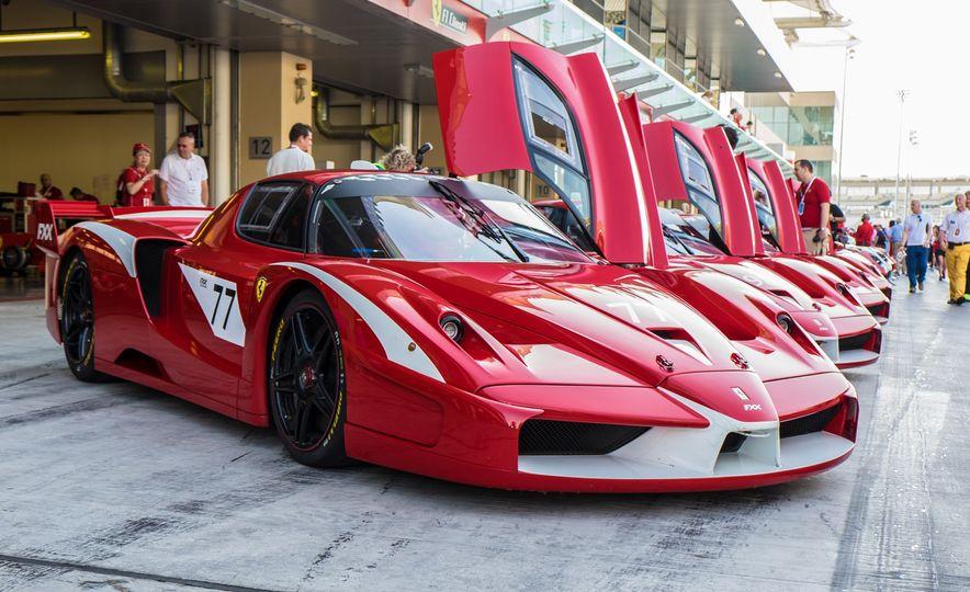 Tour the Madness of Ferrari's Finali Mondiali in Abu Dhabi [Mega-Gallery] - Slide 31