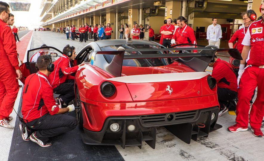 Tour the Madness of Ferrari's Finali Mondiali in Abu Dhabi [Mega-Gallery] - Slide 35