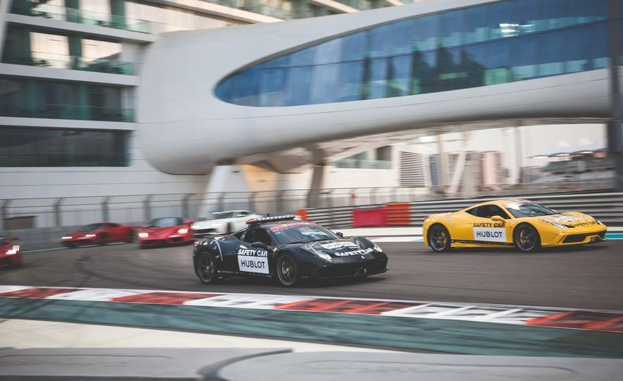 Tour the Madness of Ferrari's Finali Mondiali in Abu Dhabi [Mega-Gallery] - Slide 38
