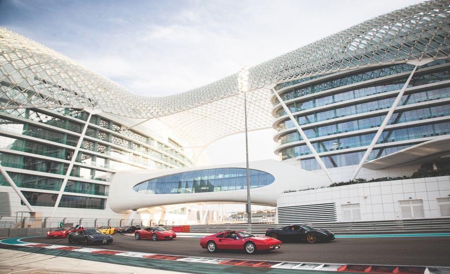 Tour the Madness of Ferrari's Finali Mondiali in Abu Dhabi [Mega-Gallery] - Slide 39