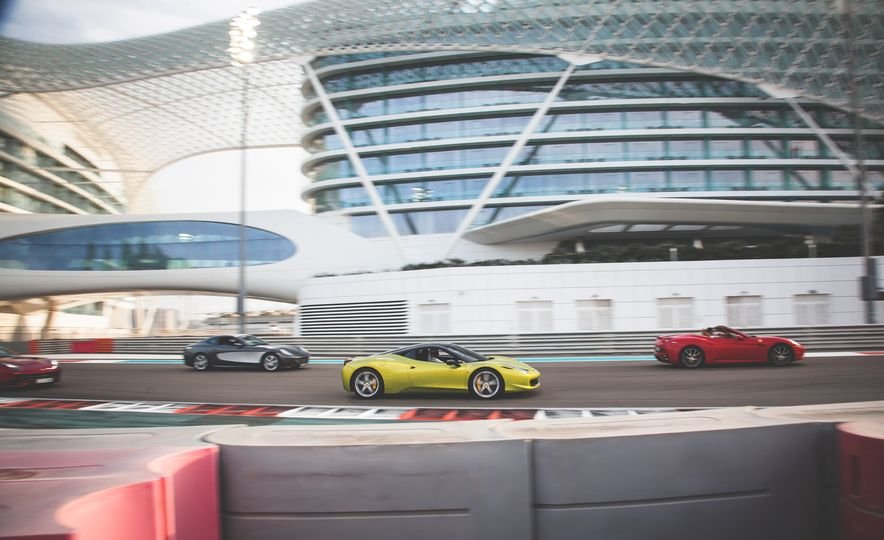 Tour the Madness of Ferrari's Finali Mondiali in Abu Dhabi [Mega-Gallery] - Slide 40