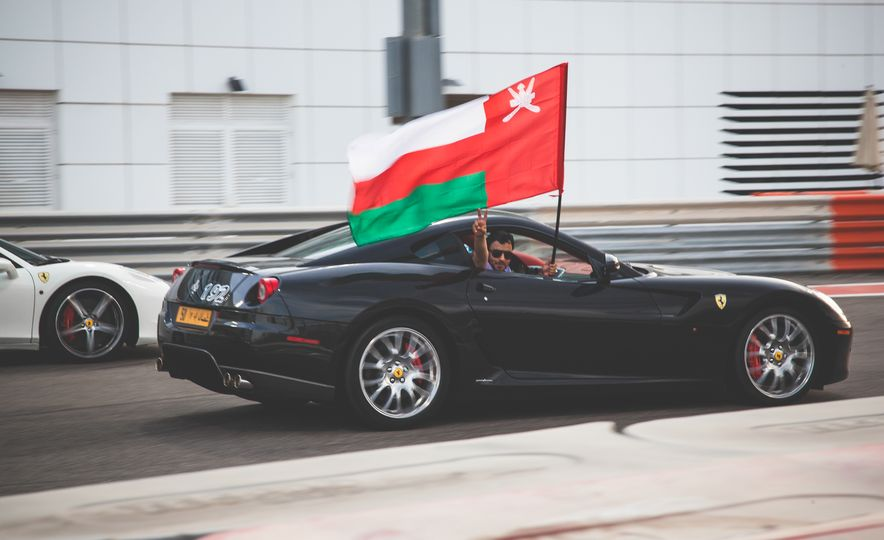 Tour the Madness of Ferrari's Finali Mondiali in Abu Dhabi [Mega-Gallery] - Slide 42