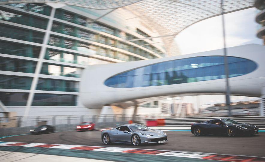 Tour the Madness of Ferrari's Finali Mondiali in Abu Dhabi [Mega-Gallery] - Slide 43
