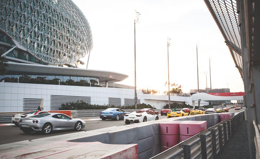 Tour the Madness of Ferrari's Finali Mondiali in Abu Dhabi [Mega-Gallery] - Slide 44