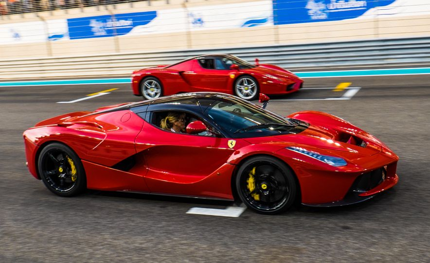 Tour the Madness of Ferrari's Finali Mondiali in Abu Dhabi [Mega-Gallery] - Slide 45