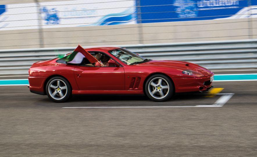 Tour the Madness of Ferrari's Finali Mondiali in Abu Dhabi [Mega-Gallery] - Slide 46