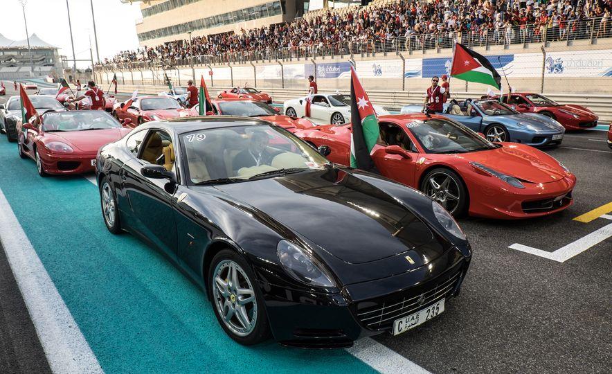 Tour the Madness of Ferrari's Finali Mondiali in Abu Dhabi [Mega-Gallery] - Slide 48