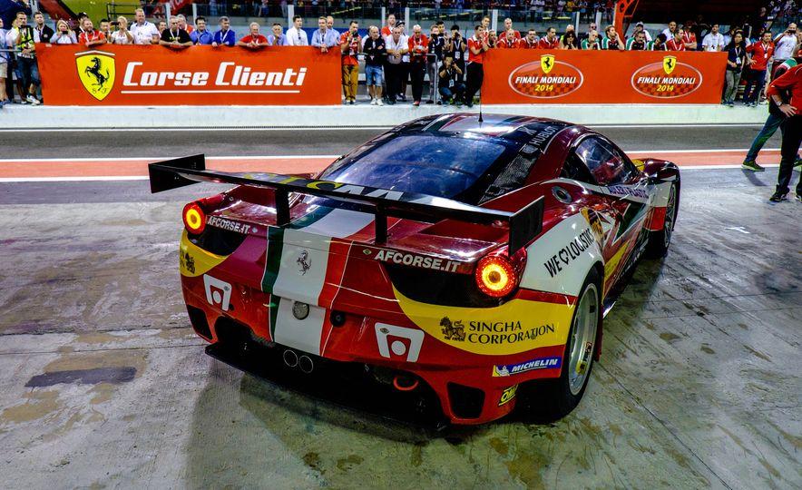 Tour the Madness of Ferrari's Finali Mondiali in Abu Dhabi [Mega-Gallery] - Slide 51