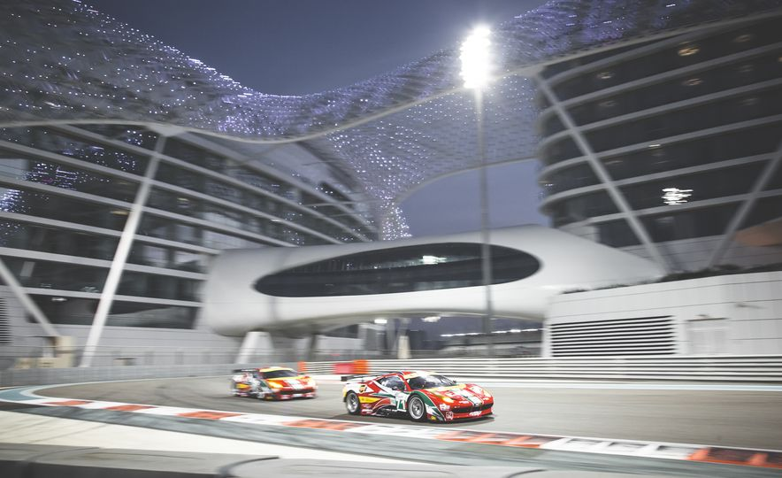 Tour the Madness of Ferrari's Finali Mondiali in Abu Dhabi [Mega-Gallery] - Slide 53