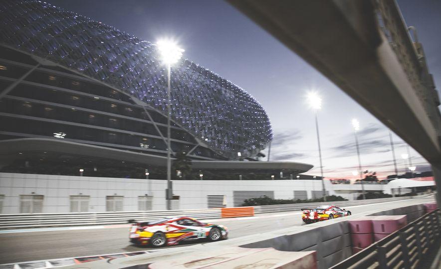 Tour the Madness of Ferrari's Finali Mondiali in Abu Dhabi [Mega-Gallery] - Slide 54