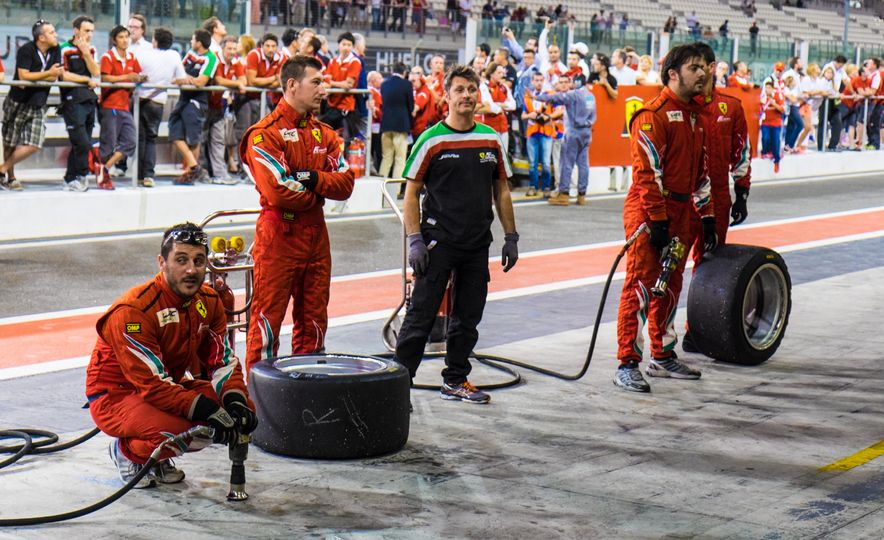 Tour the Madness of Ferrari's Finali Mondiali in Abu Dhabi [Mega-Gallery] - Slide 55