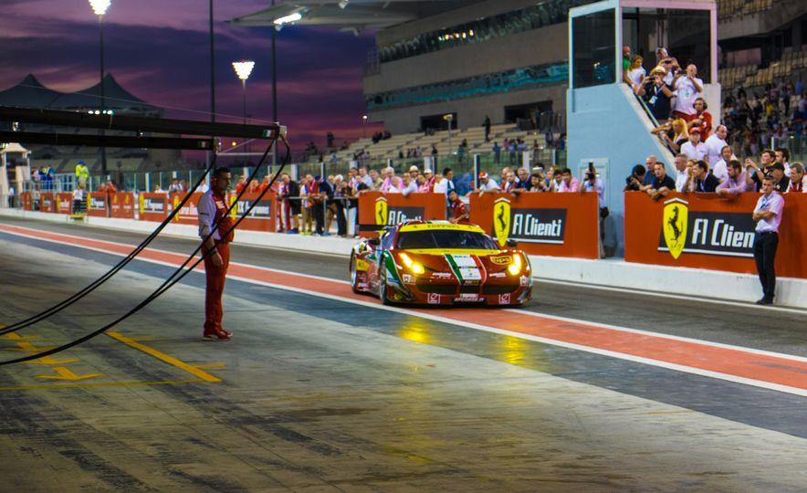 Tour the Madness of Ferrari's Finali Mondiali in Abu Dhabi [Mega-Gallery] - Slide 56