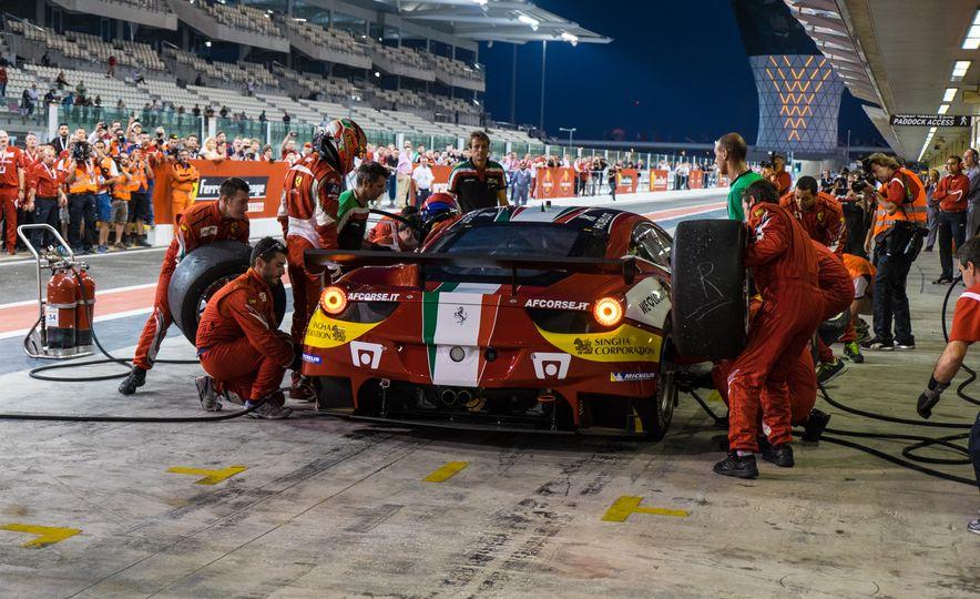 Tour the Madness of Ferrari's Finali Mondiali in Abu Dhabi [Mega-Gallery] - Slide 57