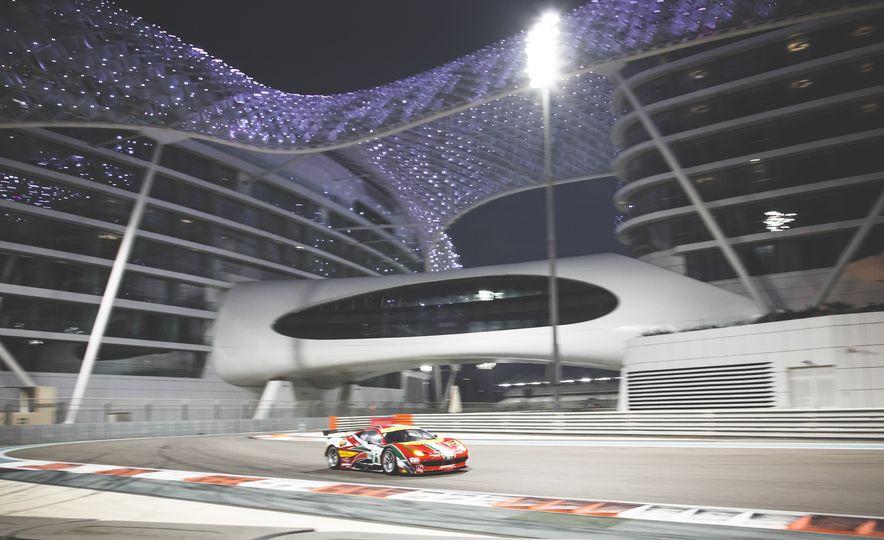 Tour the Madness of Ferrari's Finali Mondiali in Abu Dhabi [Mega-Gallery] - Slide 59