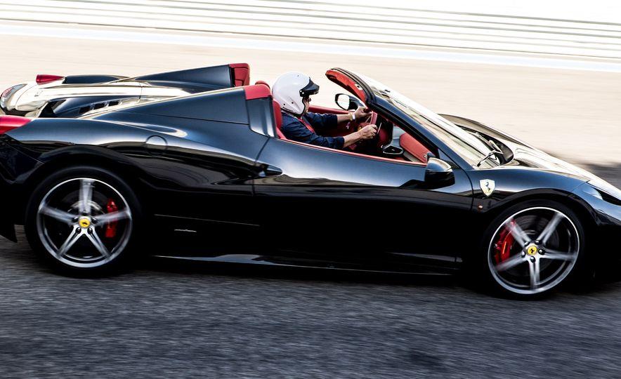 Tour the Madness of Ferrari's Finali Mondiali in Abu Dhabi [Mega-Gallery] - Slide 7